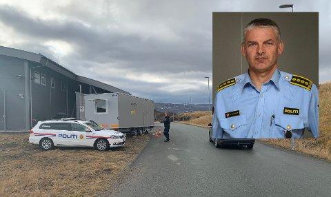 Visepolitimester Arne Hammer varsler økt tiltak både på Junkerdal tollsted og de fem andre grenseovergangene i Nordland, når sesongarbeideren melder sin ankomst.