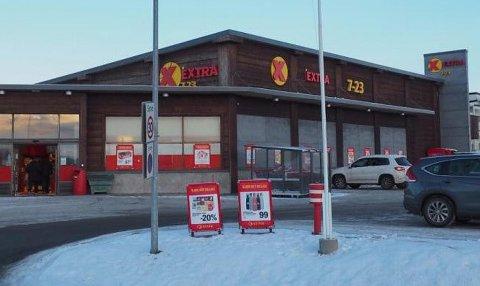 Eiendommen på Støver i Bodø som huser Coop Extra utmerket seg og gikk for en høy pris etter budkamp.
