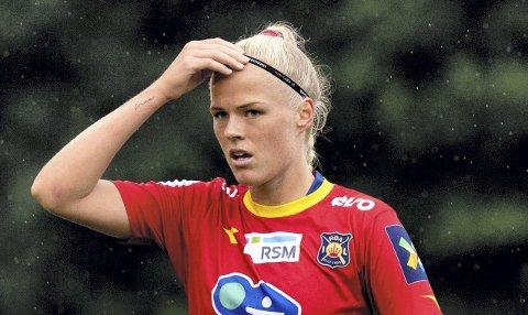 Kamilla Aabel skal stramme opp Arna-Bjørnar-forsvaret.