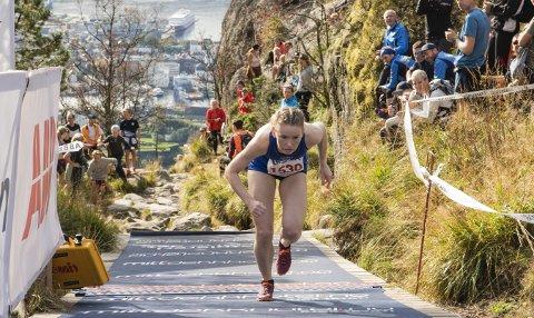 Avlyst: Det blir intet løp på Karoline Holsen Kyte og resten av løpe-Bergen i år. ArkivFoto: Agnieszka Iwanska
