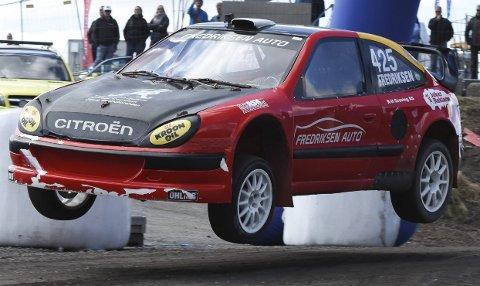 Avlyst: Snømengdene gjør at NM-runden i Vikersund er avlyst.