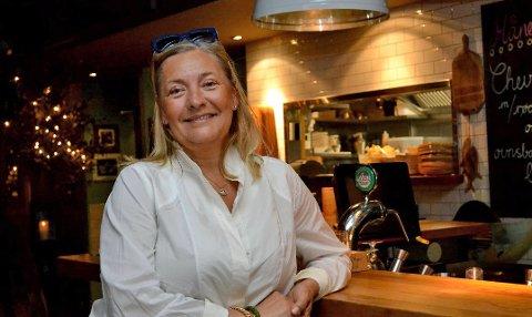 Ønsker en levende by: – Jeg er redd for at de omfattende planene om bomringer i Drammen bidrar til at vi gjør sentrum og byen mindre attraktiv., sier Ancha Liverud.  Foto: Ann-MAy Tjugum