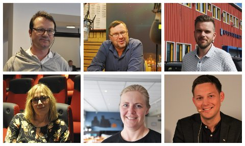 JULEØNSKE: Seks heldige utvalgte i Nordkapp og Lebesby kommune fikk spørsmålet hva de ønsker seg til jul.