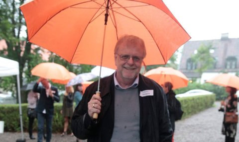Forfatteren Klaus Hagerup er død, 72 år gammel.