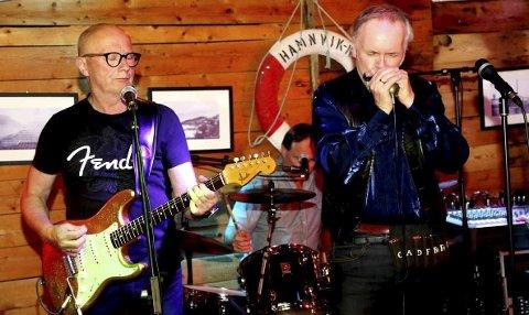 BLÅ: – Blueshungrige og danseglade får høre allsidig og original blå musikk, lover Blåcompaniet foran årets siste blueskonsert på Enter.