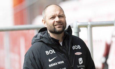 Magnus Myntevik i NFF.