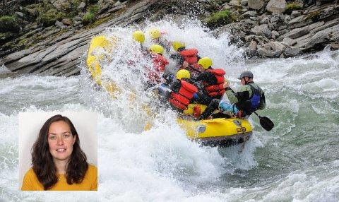 REISELIV: Hva er det  med opplevelsene som drar oss inn og får oss til å glemme alt mulig annet, spør reiselivsforsker Veronica Blumenthal hos Høgskolen i Innlandet.