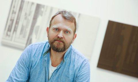 BILLEDKUNSTNEREN: - Jeg håper å få mer hvilepuls i 2018 enn i fjor, sier Njål Lunde.