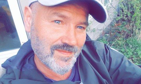 MELDER SEG UT: Jan Helge Vassbø (52) var med på å bygge opp Facebook-gruppa til Motvind Norge.