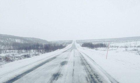 KARASJOK KALDEST: Lørdag ble det målt den laveste temperaturen så langt denne vinteren. I Karasjok var den 30,7 grader lørdag formiddag. Arkivfoto: Oddgeir Isaksen