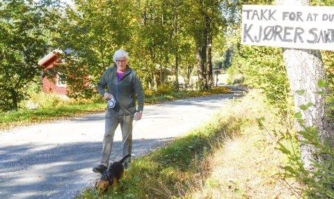 Den pensjonerte rektoren Bjørn Varnås fra Løken engasjerer seg i ulvedebatten.