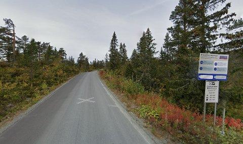 Peter Hollmann fikk regning i posten etter at han kjørte på Djupsjøveien på Norefjell. Fordi han ikke betalte innen 48 timer fikk han et fakturgebyr på 79 kroner i tillegg til bomavgiften på 60 kroner.