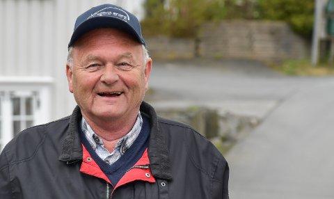 PENSJONIST: Arne Thore Nygaard er i dag pensjonist, men ser tilbake på fine år i Kragerø Energi.