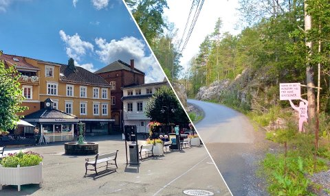 FORSLAG: Kommunedirektør Inger Lysa har i utgangspunktet foreslått én million til forskjønning av Torvet og én million til utbedring av veien på Skåtøy.