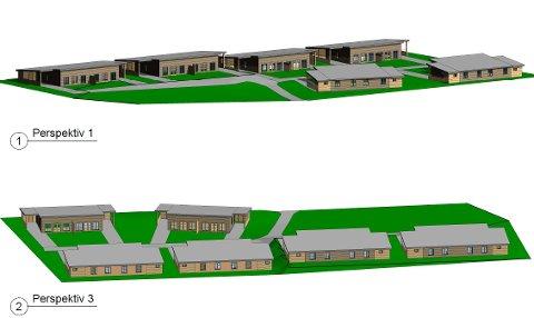 Illustrasjon: Tegneriet Bygg og Interiørdesign AS