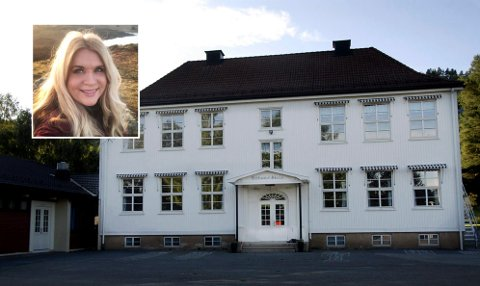 Forstår lærerne: Men rektor ved Oddevall skole, Ingeborg Dubland, har tillit til beslutningstagerne.