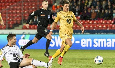 Har fått henvendelse: Mathias Normann har blitt kontaktet av en annen klubb.Foto: Arkiv