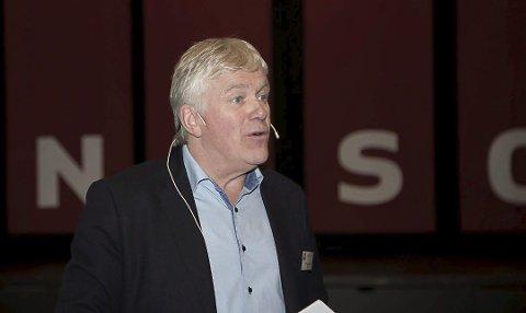 Reagerer: Adm. dir i NESO, Ruben Jensen, forteller at rutekuttet til Tromsø vil få kraftige konsekvenser for bedriften.