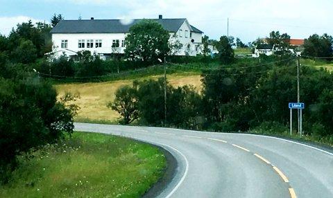 SOLGT: Bygget som var Betels foralimlingshus, er nå solgt til menigheten Klippen.