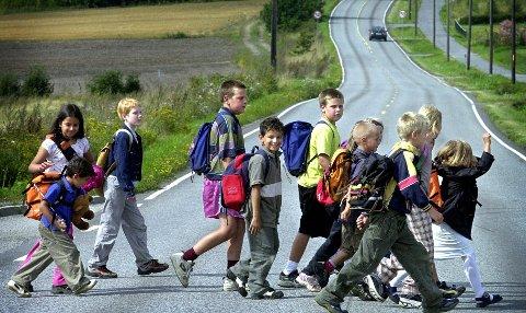 Ingen å miste: –NAF mener politikerne nasjonalt og lokalt har et stort ansvar for å legge til rette for at vi kan ferdes trygt i trafikken, skriver Camilla Ryste. foto: geir hansen