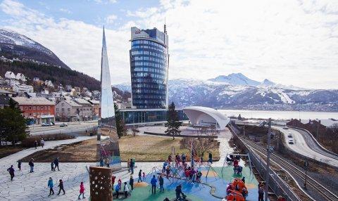 ENDRING: Scandic Narvik har nå en eier. Foto: Kristoffer Klem Bergersen.