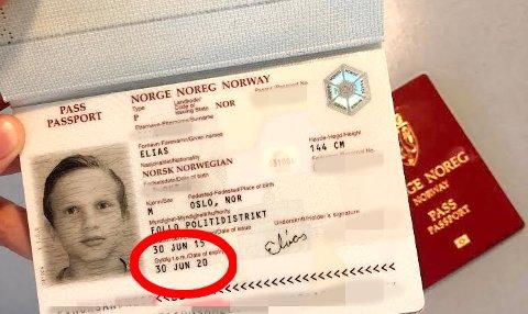 Planlegger du utenlandstur til sommeren, kan et utgått pass skape mer trøbbel enn forventet.