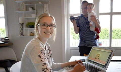 GJENTAR DE SUKSESSEN? I fjor fikk Christina Sandnes med bloggen «Kona til» og samboeren Peter Kihlman med bloggen «Pappahjerte»,  hver sin pris under den store VIXEN Influencer Awards. I kveld er de begge nominert på ny.
