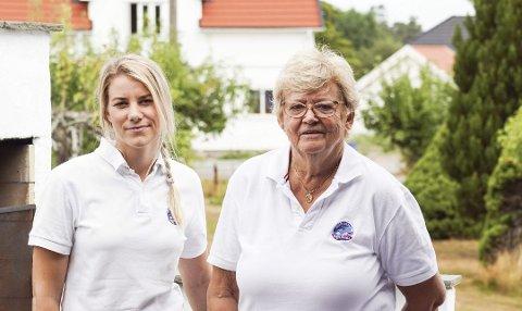 Anja Bakke Bleikvassli og Kari Bakke har, i likhet med mange i reiselivsbransjen, opplevd koronatiden som krevende, og det er ikke over ennå.