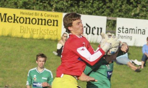 Momskompensasjon til idrettslagene: Urædd FK, er ved keeper Mathias Syversen, og Hei er blant klubbene som får tilbake mest på momskompensasjon for varer og tjenester.