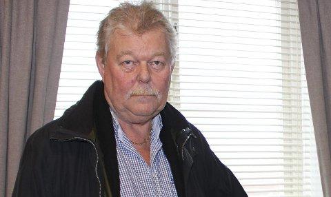 BRANN: Tore Nygaard er leder  i Fagforbundet Porsgrunn.