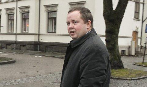 HAR TRUA: Robin Kåss tror man nå kan få en beslutning om å ikke legge deponi til Brevik.