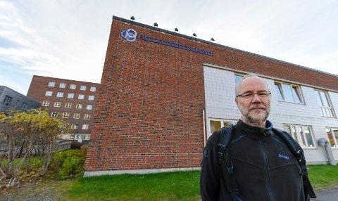 Bjørn Haug har fått pris for sitt arbeid for PCI-tilbud på Nordlandssykehuset.