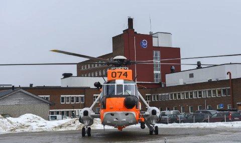 Alle som er glade i sykehuset vårt kan endelig kjenne lettelse over at enhver tvil om fremtiden til sykehuset i Mo i Rana er ryddet av veien, skriver Geir Waage og Anita Sollie. Foto: Øyvind Bratt.