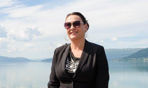 Elisabeth Kulseng setter kursen mot vestlandet og gleder seg til å lage festival i idylliske omgivelser.