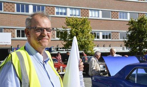 Eldres sak: Runar Johansen skal være ordstyrer under eldremøtet.Foto: Mette Eriksen