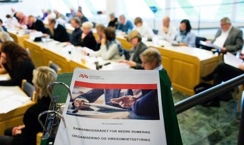 RAPPORTREFS: I januar i fjor fikk Samarbeidsrådet for Nedre Romerike så hatten passet i en kristisk revisjonsrapport.