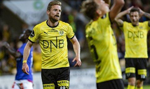 BLIR? En avgjørelse for Arnor Smárason nærmer seg. Islendingen har flere norske alternativer enn LSK. FOTO: NTB SCANPIX