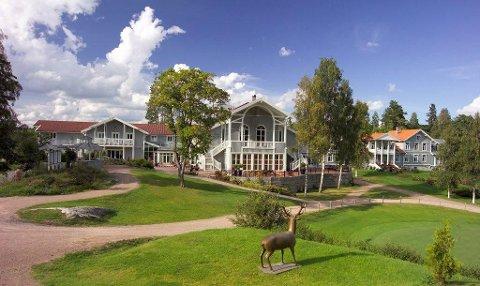 NOMINERT: Losby Gods er nominert til prisen «Best Historic Hotels Worldwide hotel in Europe».