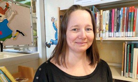 SOMMERLESING: Paula Heim inviterer elever i barneskolen til å bli med i årets sommerles.no iår som i fjor. (arkivfoto)