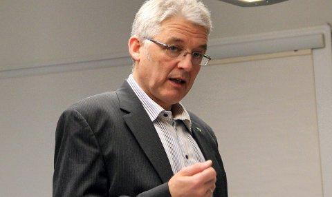 ANMELDER POLITIKER: Rådmann Olav Grande anmelder Jan Fredrik Vogt. Arkivfoto.