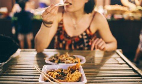 Mat er en viktig del av ferien for mange nordmenn.
