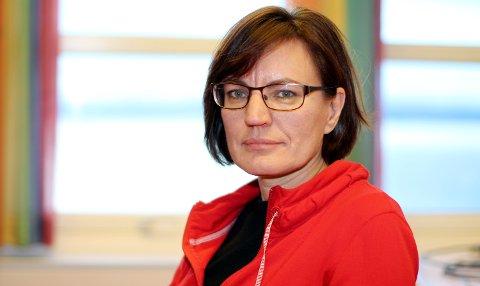 - Vi har greid å omstille oss og laget nye studietilbud basert på kompetansen vi har på Petroleumslogistikk, kommenterer høgskoledirektør Gerd Marit Langø.