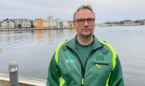 Kommuneoverlege Askill Sandvik i Kristiansund kommune melder om lovende resultater på tester som er gjort etter smittetilfellet som ble gjort kjent fredag.