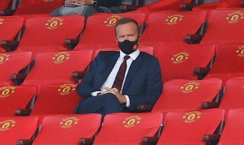 Manchester Evening News melder at Woodward har levert oppsigelse, men har gått med på å fortsette i jobben ut 2021.