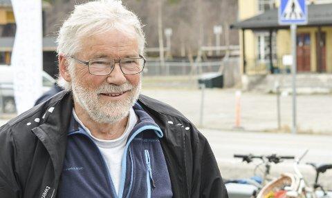 Ildsjel: Lorns Olav Skjemstad får Røros kommunes frivillighetspris.
