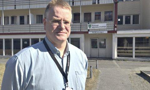 Beskriver fattigdom: Tore Vaagen setter søkelys på hverdagen til flyktninger og asylsøkere som bor på mottak i Norge.