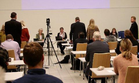 AP GIKK MOT INNSTILLINGEN: Arbeiderpartiets representanter stemte for å ikke tildele prikk til Bekkereinan, men fikk ikke flertall.