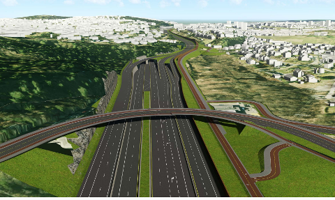 MANGLERUDTUNNELEN: Prosjektet E6 Oslo Øst innebærer blant annet en tunnel, som har fått tilnavnet Manglerudtunnelen.