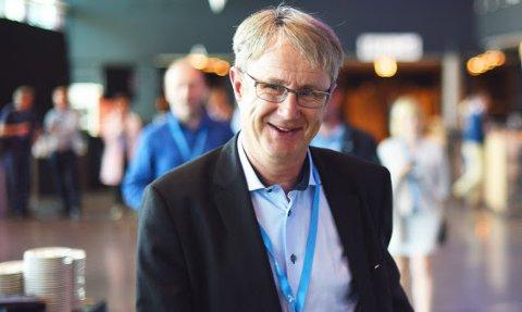 Dekningsdirektør Bjørn Amundsen kan fortelle at Telenor har investert drøye 20 millioner kroner i bedre fart og dekning i Finnmark foran årets Arctic Race of Norway.
