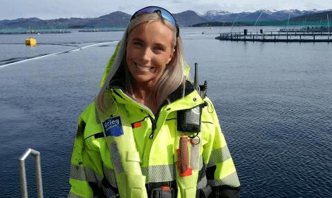 Mia Guttorm Moseng er daglig leder hos Sedna Technologies Norway.